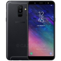 Смартфон Samsung A605 Galaxy A6+ Black