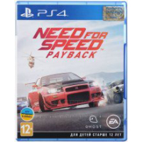 Игра Need for Speed Payback 2018 PS4