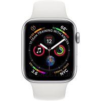 Смарт-часы Apple Watch Series 4 GPS 40mm Silver/Aluminium SBand
