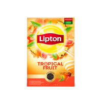 Чай черный Lipton Tropical Fruit 80 г
