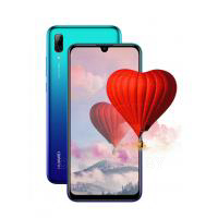Мобильный телефон Huawei P smart 2019 3/64GB Aurora Blue (51093FTA)
