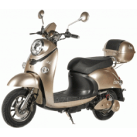 Электроскутер Maxxter CHIC (Gold)