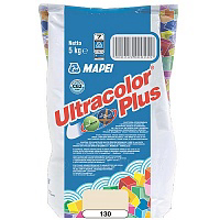 Затирка Mapei Ultracolor Plus 130 жасмин 5 кг