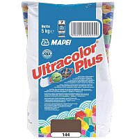 Затирка Mapei Ultracolor Plus 144 шоколад 5 кг