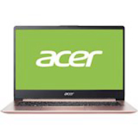 Ноутбук ACER Swift 1 SF114-32-C1RD/Pink (NX.GZLEU.004)