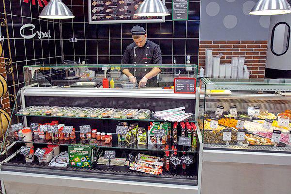 Оборудование для суши-баров