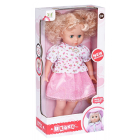 Кукла Same Toy Ukoka с хвостиками 45 см 8010AUt