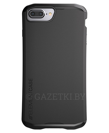 Чехол Element Case Aura для Apple iPhone 8+/7+ Black (EMT-322-100EZ-01)