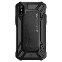 Чехол Element Case Roll для Apple iPhone X Black (EMT-322-176EY-01)