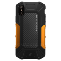Чехол Element Case Formula для Apple iPhone X Black/Orange (EMT-322-175EY-01)