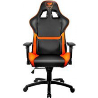 Кресло Cougar Armor Black/Orange
