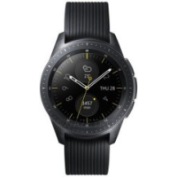 Смарт-часы Samsung Galaxy Watch 42mm LTE Midnight Black (SM-R810NZKA)
