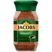 Кофе Jacobs Monarch растворимый 190г