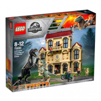 Конструктор 75930 Lego Jurassic World Indoraptor Rampage