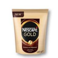 Кофе Nescafe Gold растворимый ,120г