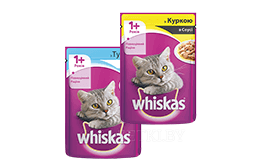 Сухой корм Optimeal (Оптимил) для кошек (КУРИЦА) 4 кг