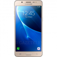 Смартфон Samsung Galaxy J5 2016 2/16GB Gold (SM-J510HZDD)