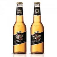 "Пиво Miller ""Genuine Draft"" 0,45 л"