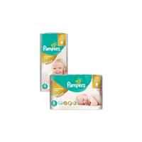 Подгузники Premium Care Midi / Maxi / Junior ТМ Pampers 44/52/60 шт