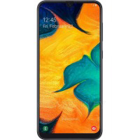 Смартфон Samsung Galaxy A30 4/64GB Black