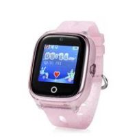 Смарт-часы KIDS GO Tracker KT01 without wifi (Pink) KT01P
