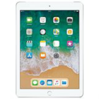Планшет APPLE A1954 iPad Wi-Fi + Cellular 32GB - Silver (MR6P2RK/A)