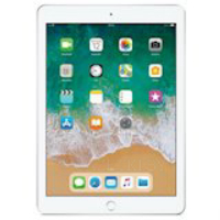 Планшет APPLE A1893 iPad Wi-Fi 128GB - Silver (MR7K2RK/A)