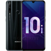 Смартфон HONOR 10i 4/128GB Dual Sim Midnight Black (51093VQV)