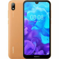 Смартфон HUAWEI Y5 2019 2/16 Gb Dual Sim Faux Leather Brown