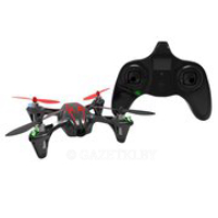 Квадрокоптер Hubsan H107C 720p (Black/Red)