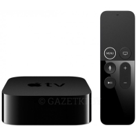 Медиаплеер Apple TV 4K A1842 64GB (MP7P2RS/A)