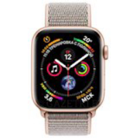 Смарт-часы APPLE Watch Series 4 40mm Gold Aluminium with Pink Sand Sport Loop (MU692UA/A)