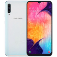 Смартфон Samsung Galaxy A50 6/128Gb White (SM-A505FZWQ)