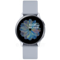 Смарт-часы SAMSUNG Galaxy Watch Active 2 40mm Aluminium Silver (SM-R830NZSASEK)