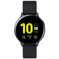 Смарт часы Samsung Galaxy Watch Active 2 44mm Aluminium (SM-R820NZKASEK) Black
