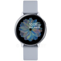 Смарт часы Samsung Galaxy Watch Active 2 44mm Aluminium (SM-R820NZSASEK) Silver