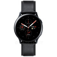 Смарт часы Samsung Galaxy Watch Active 2 40mm St.Steel (SM-R830NSKASEK) Black