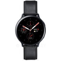Смарт часы Galaxy Watch Active 2 44mm St.Steel (SM-R820NSKASEK) Black