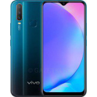 Смартфон VIVO Y17 4/128GB Mineral Blue