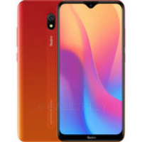 Смартфон XIAOMI Redmi 8A 2/32 Gb Dual Sim Sunset Red