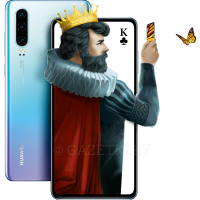 Смартфон Huawei P30 6/128GB Breathing Crystal