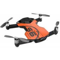 Квадрокоптер Wingsland S6 GPS 4K Pocket Drone-2 Batteries Orange