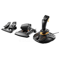 Джойстик Thrustmaster T-16000m fcs Flight Pack (2960782)
