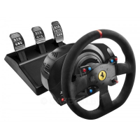 Руль и педали Thrustmaster для PC / PS4®/ PS3® T300 Ferrari Integral RW Alcantara edition (4160652)