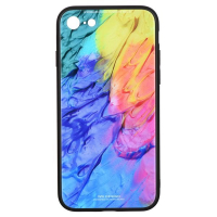 Чeхол WK для Apple iPhone 7/8 WPC-061 Paint Splash