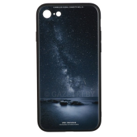 Чeхол WK для Apple iPhone 7/8 WPC-061 Milky way