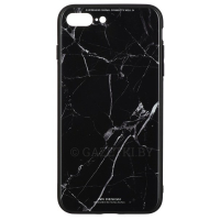 Чeхол WK для Apple iPhone 8 Plus/7 Plus WPC-061 Marble BK/GR
