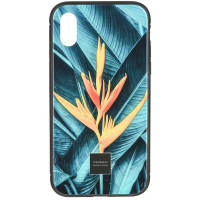 Чeхол WK для Apple iPhone XS/X WPC-107 Jungle (CL15935)