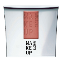 MAKE UP FACTORY Шелковистые румяна, 6г