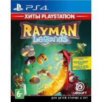 Игра Rayman Legends (PS4, RUS)
